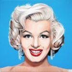 Marilyn spricht mit den Augen